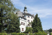 Ambras Castle near Innsbruck, Austria. — Stock Photo