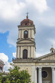 Cathedral in Tucuman, Argentina. — Photo