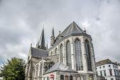 Saint-Jacques church in Tournai, Belgium. — Stock Photo
