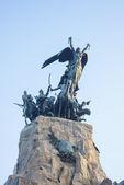 Cerro de la gloria monument i mendoza, argentina. — Stockfoto