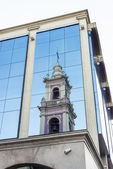 Cathedral Basilica in Salta, Argentina — Stock Photo