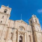 Saint John's Co-Cathedral in Valletta, Malta — Stock Photo #43346083