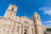 Co-catedral de saint john em valletta, malta — Foto Stock