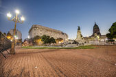 Congress Square in Buenos Aires, Argentina — Stock Photo