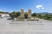 Molinos church on Route 40 in Salta, Argentina. — Stock Photo