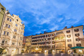 The Golden Roof in Innsbruck, Austria. — Stockfoto