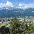 General view of Innsbruck in western Austria. — Stock Photo #44014489