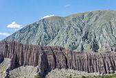 Cienaga, Quebrada de Humahuaca, Jujuy, Argentina. — Stock Photo