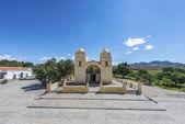 从教堂途中在阿根廷萨尔塔省 40. — 图库照片