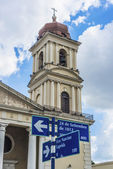 Cathedral in Tucuman, Argentina. — Foto Stock