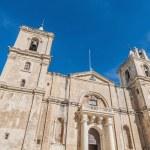 Saint John's Co-Cathedral in Valletta, Malta — Stock Photo #44022817