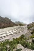маршрут 13 ируйя в провинции сальта, аргентина — Стоковое фото