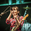 Постер, плакат: Amelie performs at the Hard Rock Rocks La Merce concert within