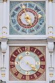 Stará radnice v esslingen am nechar, německo — Stock fotografie