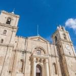 Saint John's Co-Cathedral in Valletta, Malta — Stock Photo #44171943