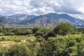 有名なルート 40 サルタ、アルゼンチンの. — ストック写真
