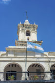The Salta Cabildo in Salta, Argentina — Foto Stock