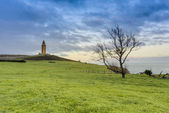 Tower of Hercules in A Coruna, Galicia, Spain. — Stock Photo