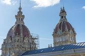 A Coruna Town Hall in A Coruna, Spain. — Stock Photo