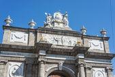 Triumphal Arch in Innsbruck, Austria. — 图库照片