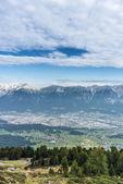 Patscherkofel peak near Innsbruck, Tyrol, Austria. — Stock Photo