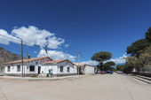 Molinos region on Route 40 in Salta, Argentina. — Stock Photo