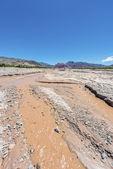 Rio Grande river in Jujuy, Argentina. — Stock Photo