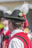Salzburger dult festzug, salzburg, avusturya — Stok fotoğraf