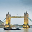 Tower Bridge at London, England — Stock Photo #9766936