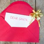 Dear Santa — Stock Photo