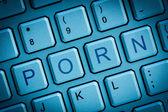 Keyboard porn — Stock Photo