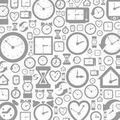 Hour background — Stock Vector