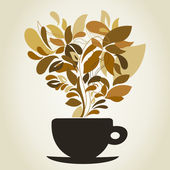 Coffee9 — Stock Vector