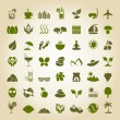 Spa icons — Stock Vector #35544317