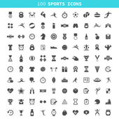 Sports an icon — Stock Vector
