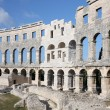 roman amphitheater — Stock Photo
