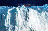 Various parts of the Perito Moreno Glacier in Argentine Patagonia — Photo