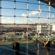 Paris Charles de Gaulle Airport — Stock Photo