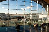 Paris Charles de Gaulle Airport — Stock Photo