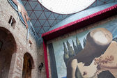 Dali Theatre and Museum — Stock Photo