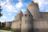 Carcassonne kasteel — Stockfoto
