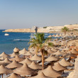 Red sea in Egypt — Stock Photo