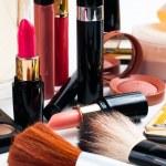 Makeup and cosmetics set — Stock Photo #36991471