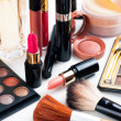 Makeup and cosmetics set — Stock Photo #36991483