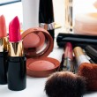 Makeup and cosmetics set — Stock Photo #36991705