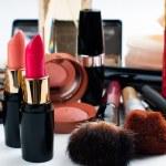 Makeup and cosmetics set — Stock Photo #36991855