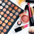 Makeup and cosmetics set — Stock Photo #36991905