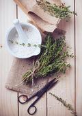 家庭の台所の静物 — ストック写真
