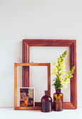 Decoração vintage — Fotografia Stock