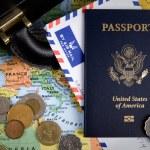 International Business Travel — Stock Photo